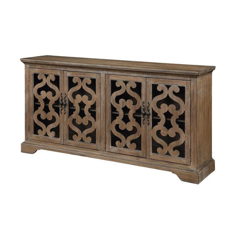 Coast To Coast Sherwood Four Door Media Credenza