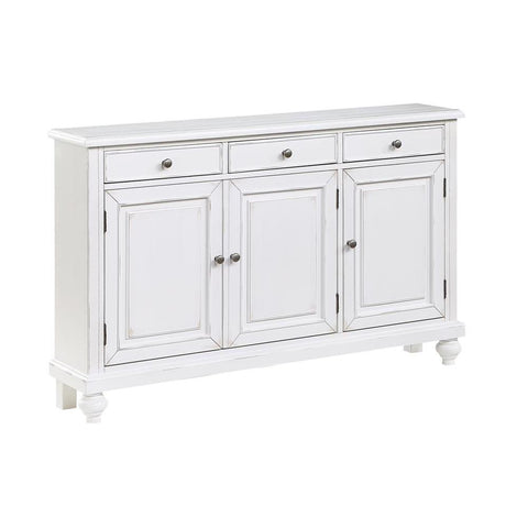 Coast To Coast Three Door Three Drawer Credenza
