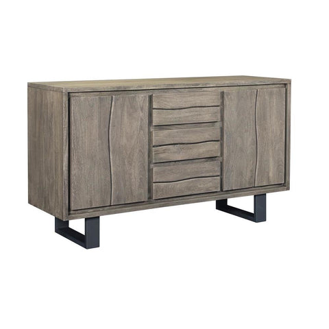 Coast To Coast Tundra Two Door Three Drawer Sideboard
