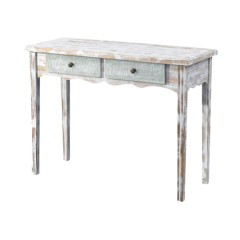 Coast To Coast Two Drawer Console