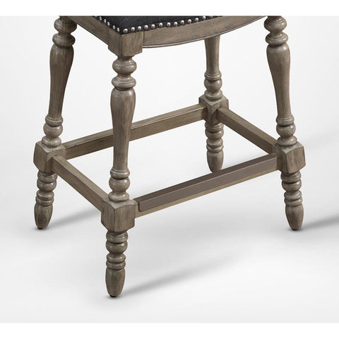 Comfort Pointe Collins Saddle Seat Counter Stool