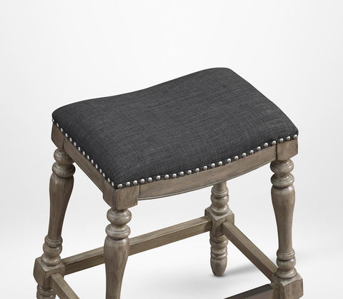 Comfort Pointe Collins Saddle Seat Counter Stool Beyond