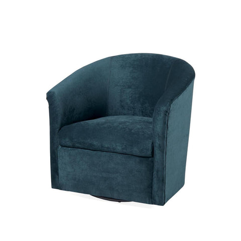 Comfort Pointe Elizabeth Ash Swivel Chair Beyond Stores
