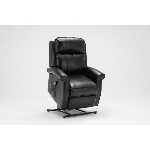 Comfort Pointe Lehman Traditional Lift Chair in Black