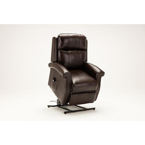 Comfort Pointe Lehman Traditional Lift Chair in Brown