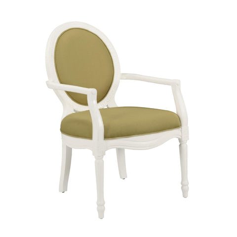 Comfort Pointe Madison Cucumber Accent Chair