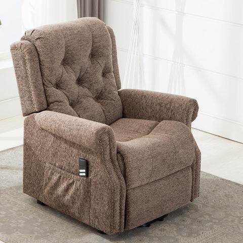 Comfort Pointe Madison Mocha Brown Lift Chair