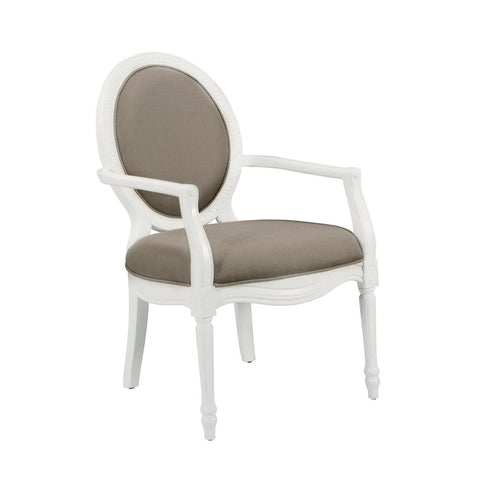 Comfort Pointe Madison Taupe Accent Chair