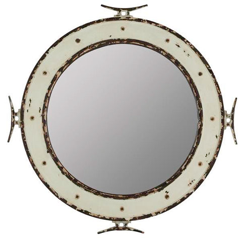 Cooper Classics Nautical Mirror