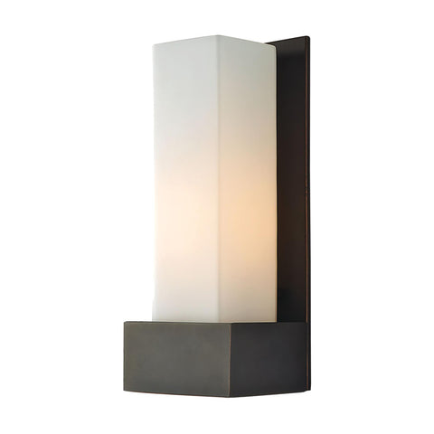 Cornerstone 1 Light Sconce In Oil Rubbed Bronze