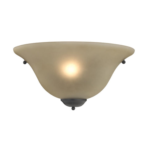Cornerstone 1 Light Wall Sconce In Oil Rubbed Bronze 5171WS/10