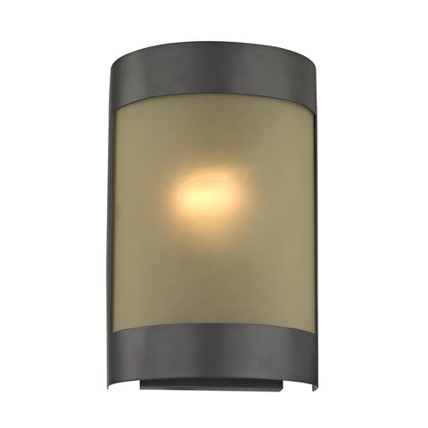 Cornerstone 1 Light Wall Sconce In Oil Rubbed Bronze 5181WS/10