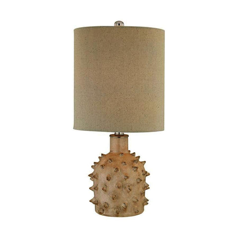 Dimond Lighting Kankada 1 Light Table Lamp In Cumberland Cream Crackle