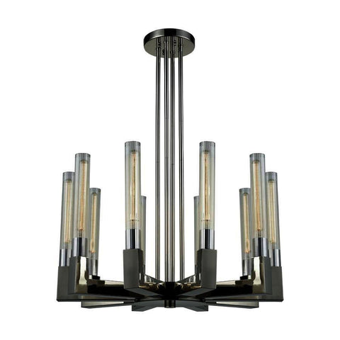 Dimond Lighting Light Thrust Chandelier