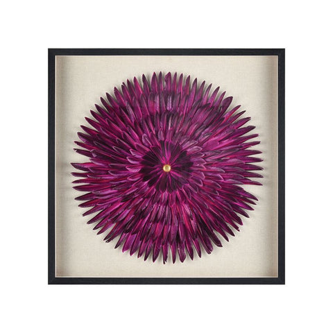 Dimond Lighting Violet Delights Wall Art