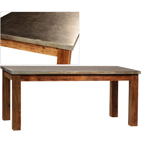 Dovetail Barnard Table