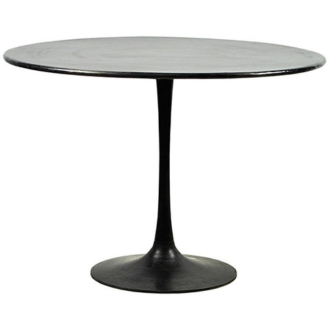 Dovetail Bolton Round Metal Table