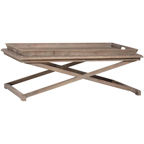 Dovetail Caprice Rectangular Coffee Table