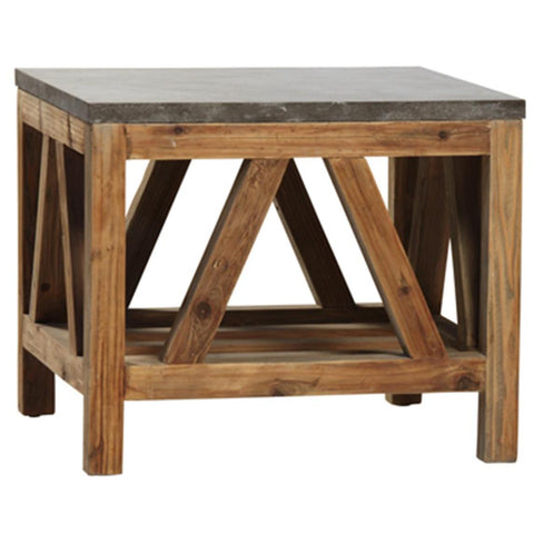 Dovetail Dagny End Table