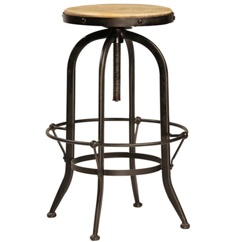 Dovetail Ford Barstool W/Out Back