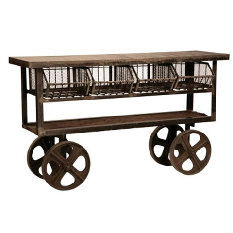Dovetail Industrial Trolley