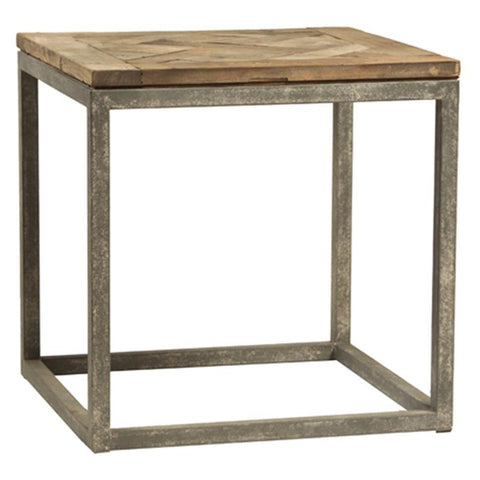 Dovetail Mathis End Table