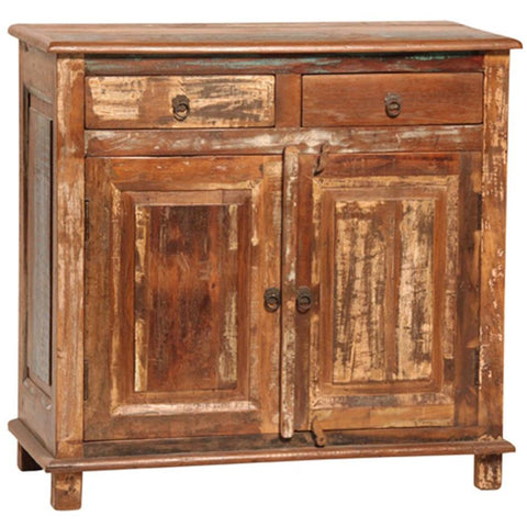 Dovetail Nantucket Sm Sideboard 2 Drawer/2 Door