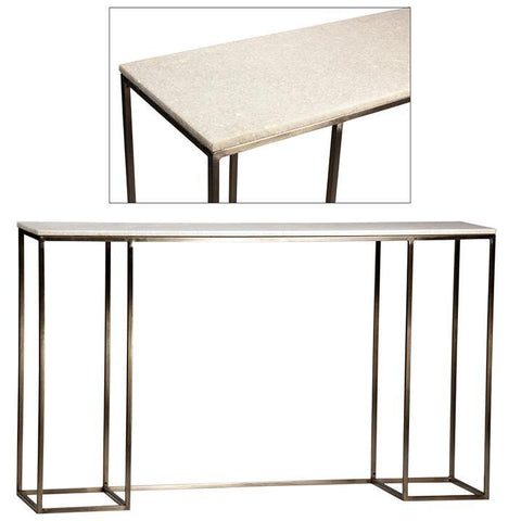 Dovetail Sinclair Console Table