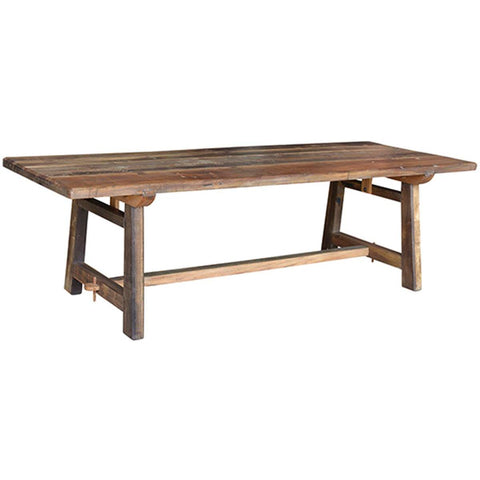 Dovetail Solano Dining Table-96""