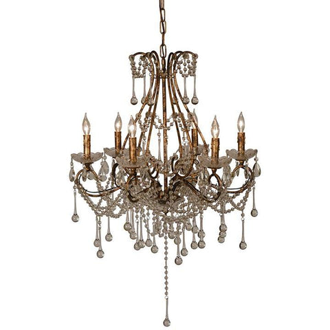 Dovetail Toulouse Chandelier