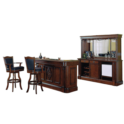 ECI Furniture Monticello Front And Back Bar Set