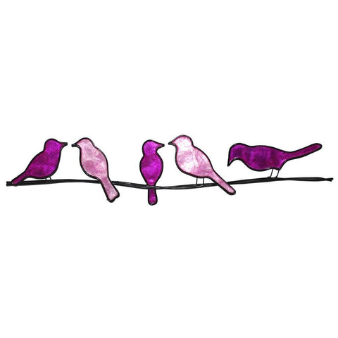 Eangee Birds On A Wire Purple