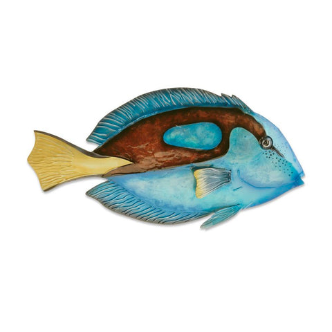 Eangee Fish Wall Decor Blue Tang