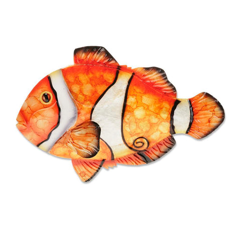 Eangee Fish Wall Decor Clown Fish