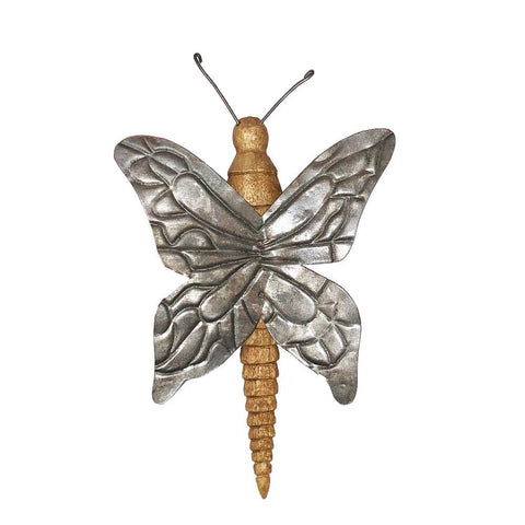 Eangee Wooden Wall Decor Butterfly