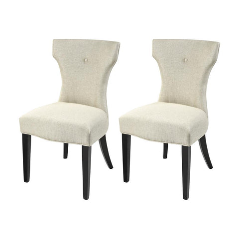 Elk Lighting Abigail Dining Chair in White - STEINWORLD