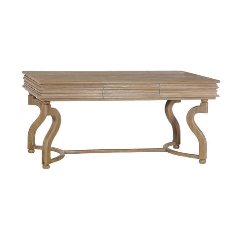 Elk Lighting Charleston 3-Drawer Desk
