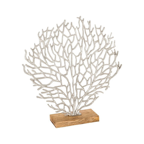 Elk Lighting Fan Coral Table Decor