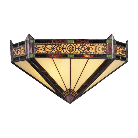 Elk Lighting Filigree 2-Light Pocket Wall Sconce