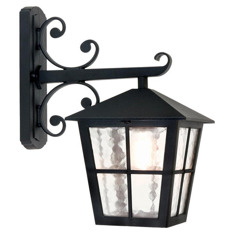 Elstead Lighting Canterbury Down Wall Lantern