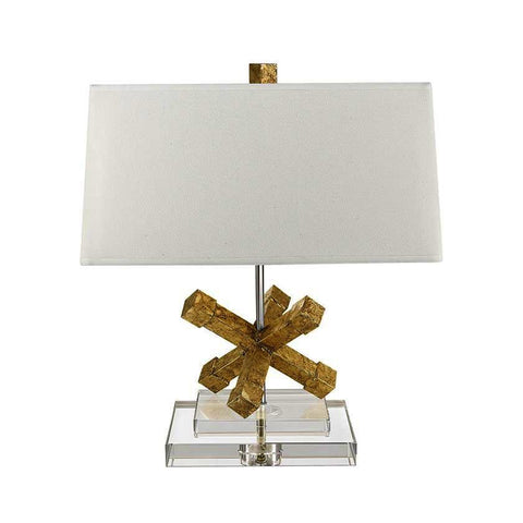 Gilded Nola TLW-1008 Jackson Square Table Lamp