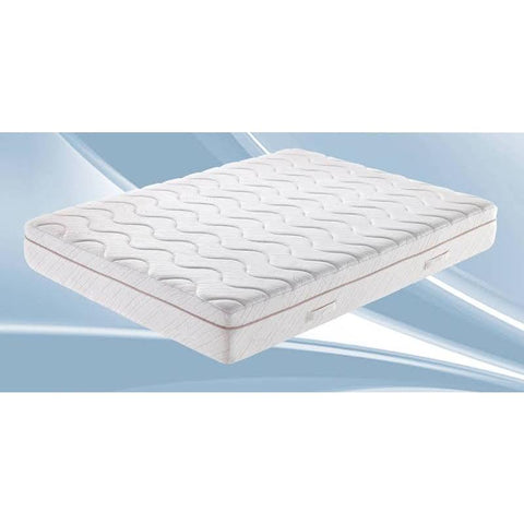 Global Furniture Charisma 11 Inch Mattress w/Gel in White