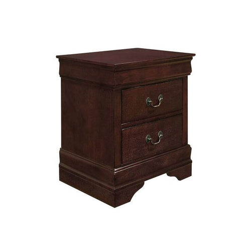 Global Furniture Marley Merlot Nightstand