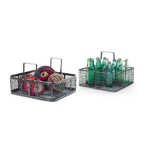 Go Home Carting Baskets Small Set Of 2