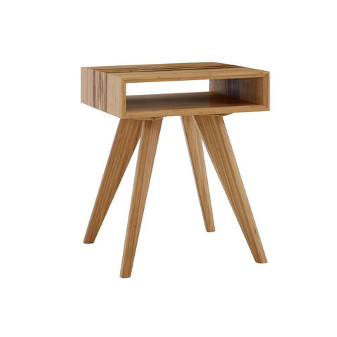 Greenington Azara End Table, Caramelized