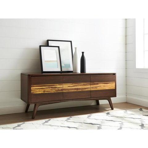 Greenington Azara Media Cabinet, Sable