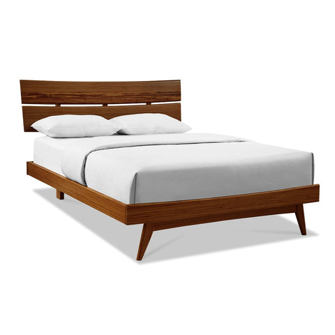 Greenington Azara Platform Bed in Caramelized