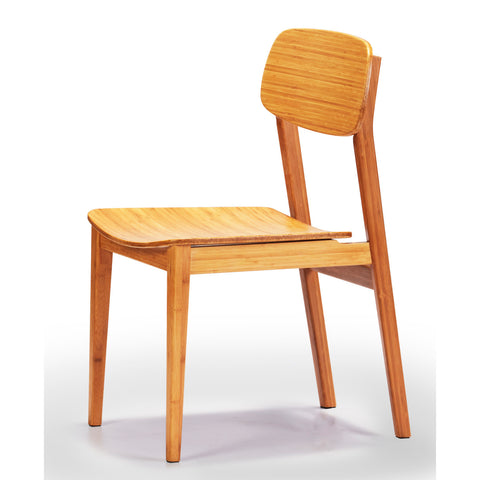 Greenington Currant Chair in Classic Bamboo (Set of 2)