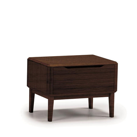 Greenington Currant Nightstand In Black Walnut