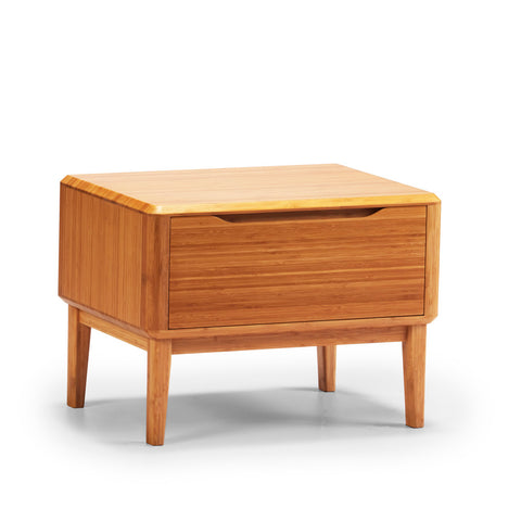 Greenington Currant Nightstand in Classic Bamboo